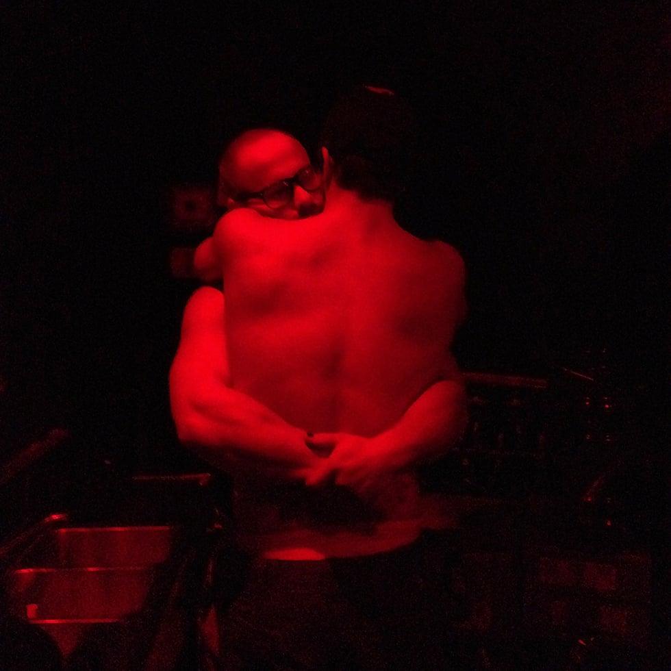 """""""Embrace"""", 2012"""