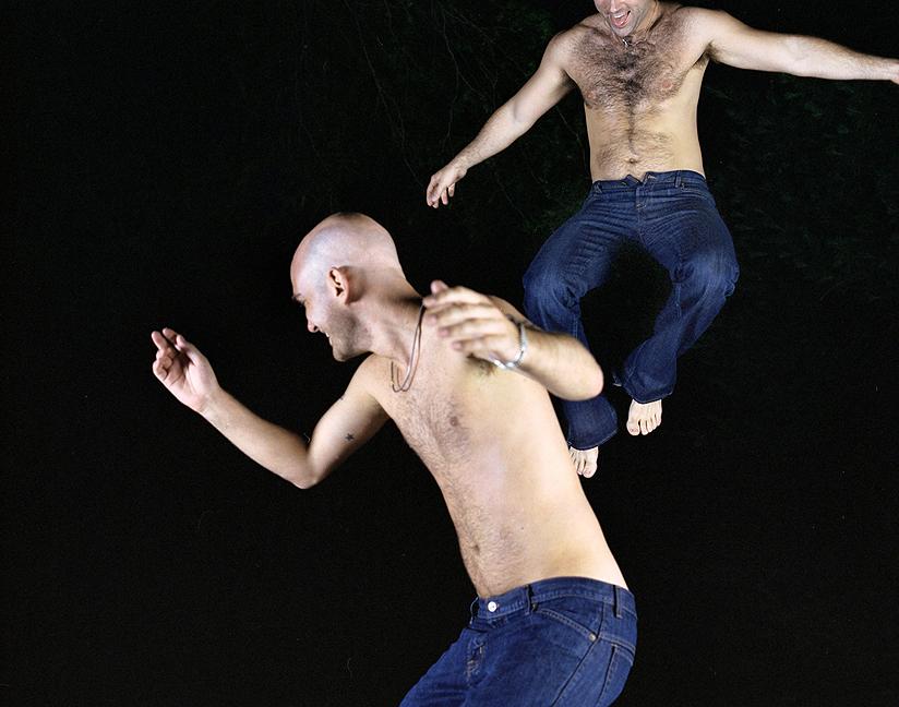 Andrew Buckler Jeans