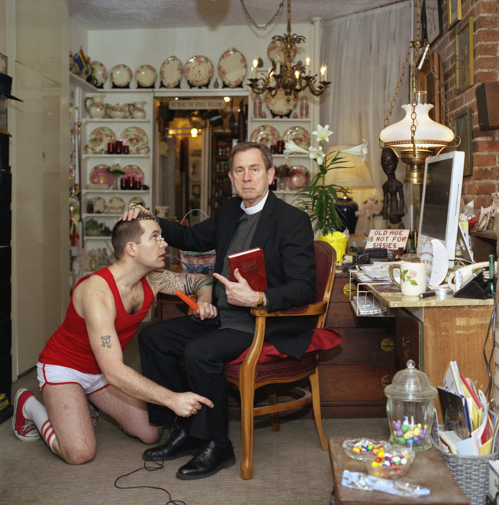 """He Told Me to Take a Lick, Then Asked Me to Marry Him"", NYC 2007"