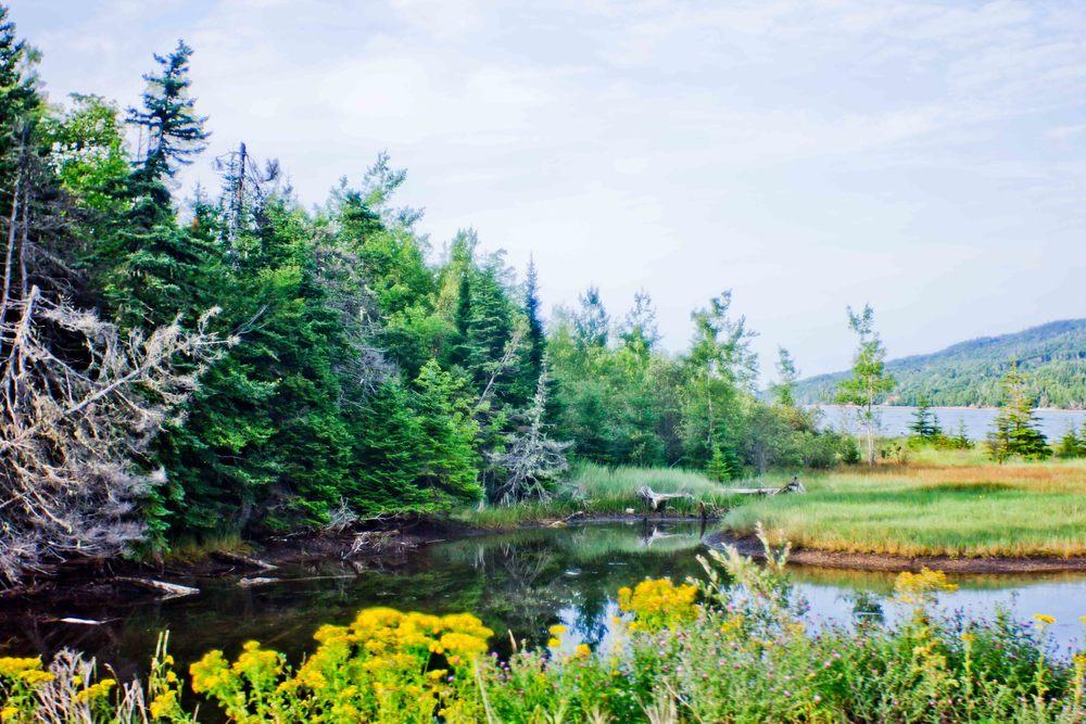 Cabot Trail Nova Scotia Canada Part 4