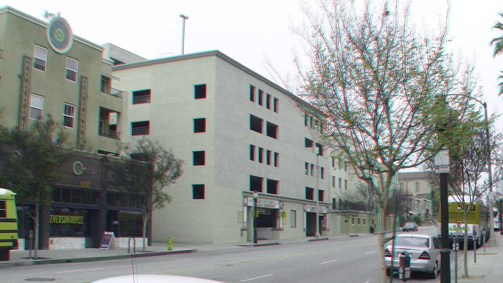 This is an Anaglyph 3D photo. To view in 3D please use red and cyan colored glasses