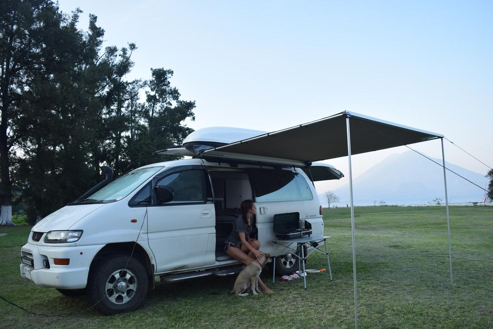 Converting A Mitsubishi Delica Into A Tiny Home Vanlife