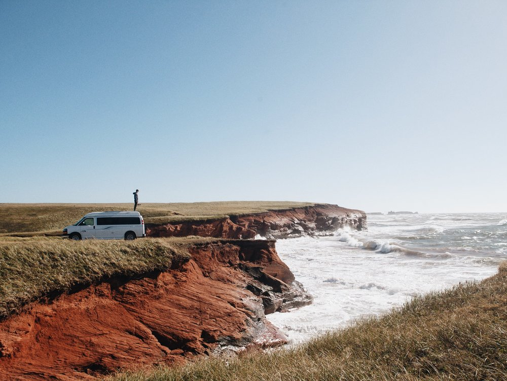 Belle-Anse, Magdalen islands, Photo: Ariane Moisan