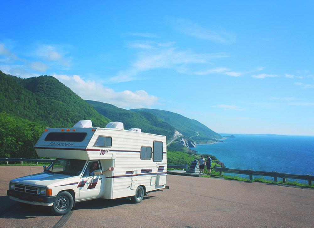 Cap-Breton, Nova Scotia
