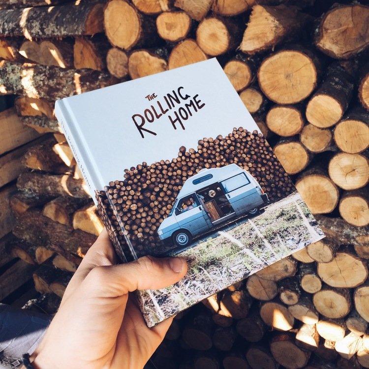 The Rolling Home Book - $20