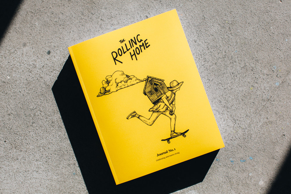 The Rolling Home Journal - $10