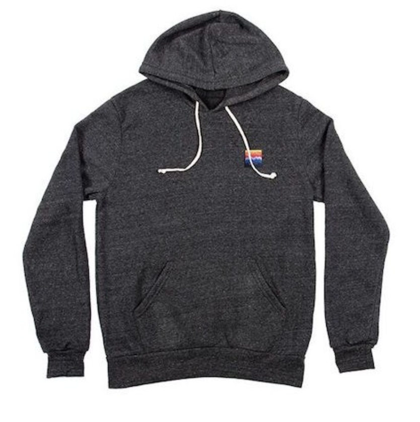 SKYLINE HOODED FLEECE