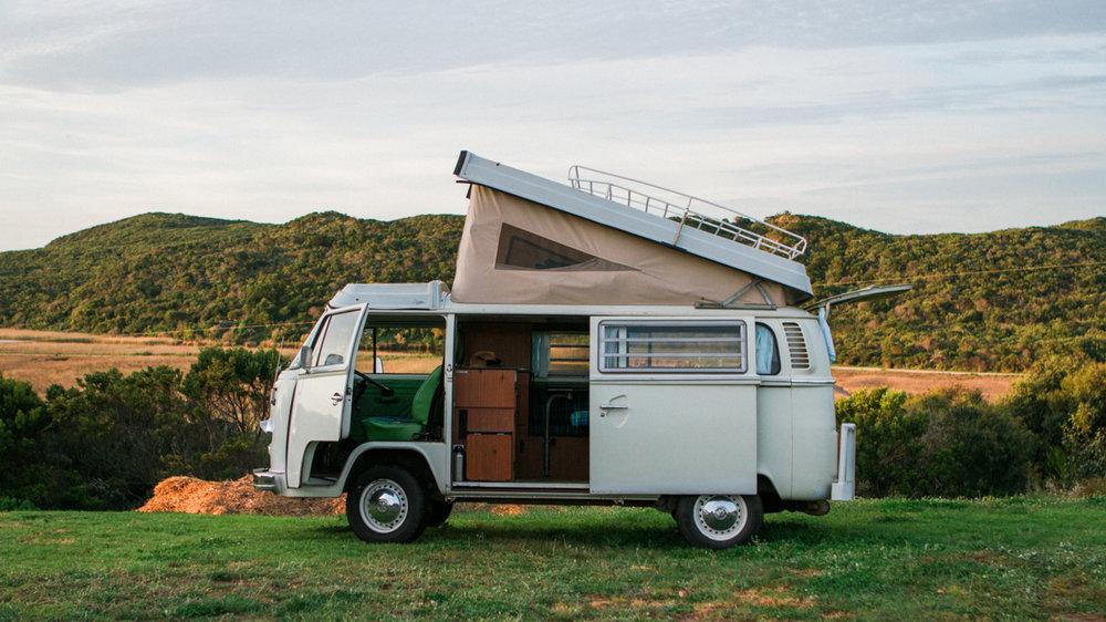 Riparide: Kombi Camper Stay