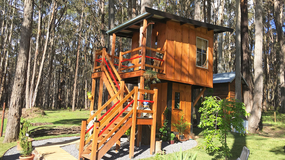 Riparide: Treehouse Stay
