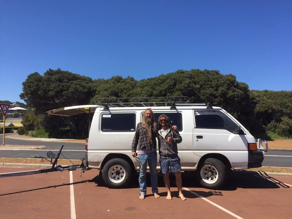 Local Vanlife legends