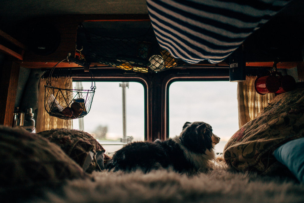 In Between Vanlife Vanlife