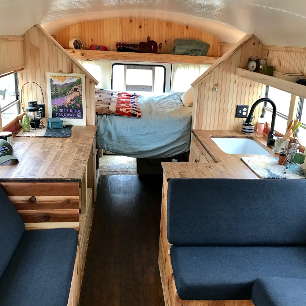 Buslife Short Amp Sweet Vanlife
