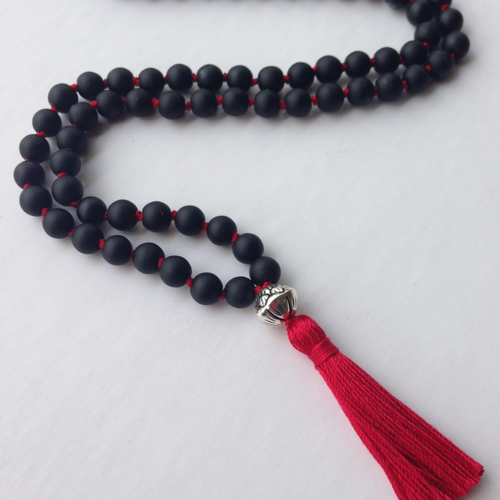 Five limited edition OMmala Designs malas will be mailed to lucky winners around the world.