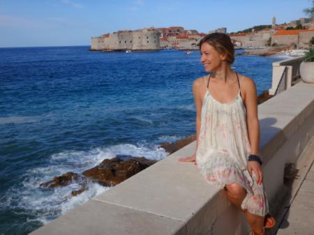 Livin' the Laganini Life in Dubrovnik, Croatia.