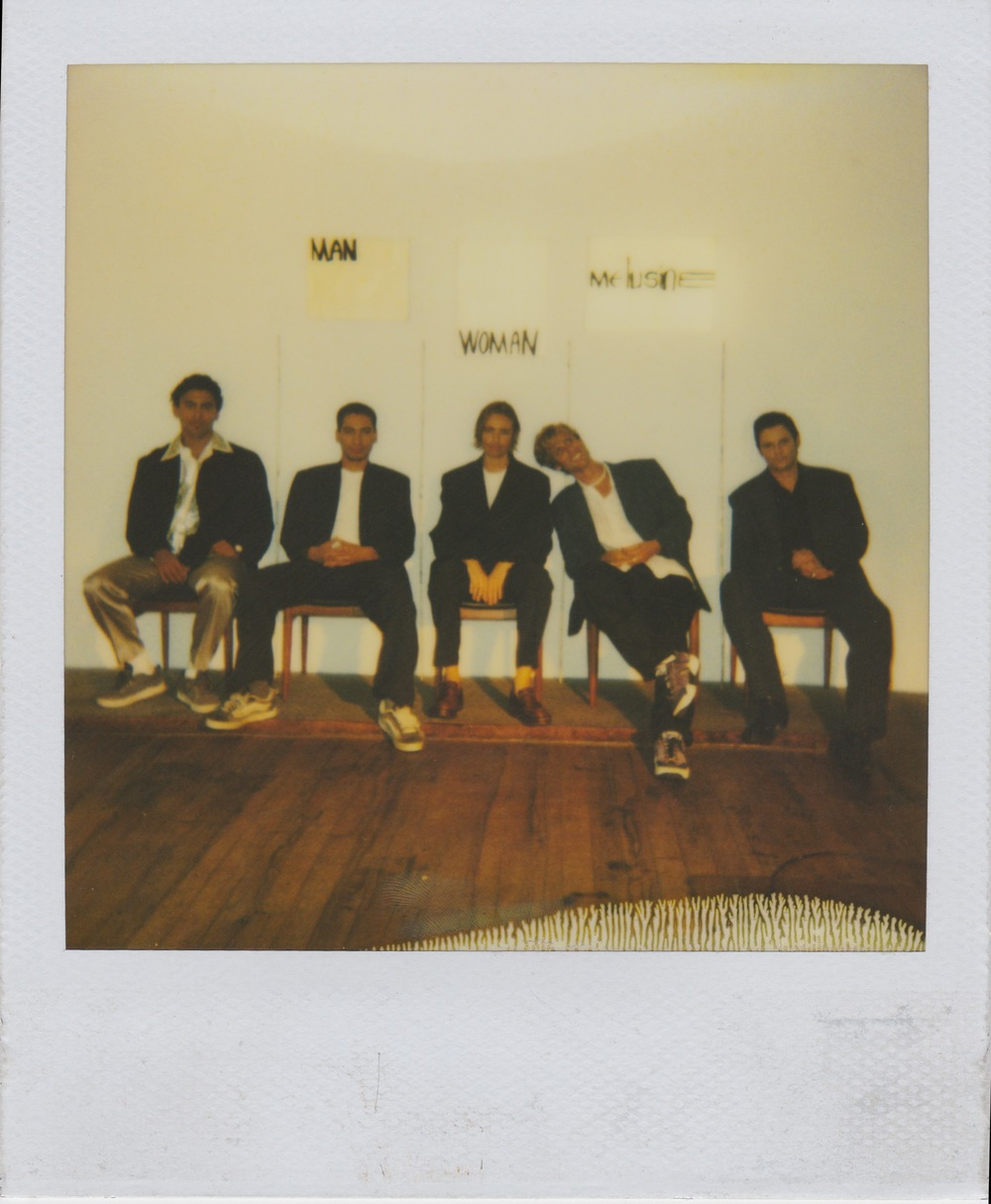 'Melusine' Cast Polaroid