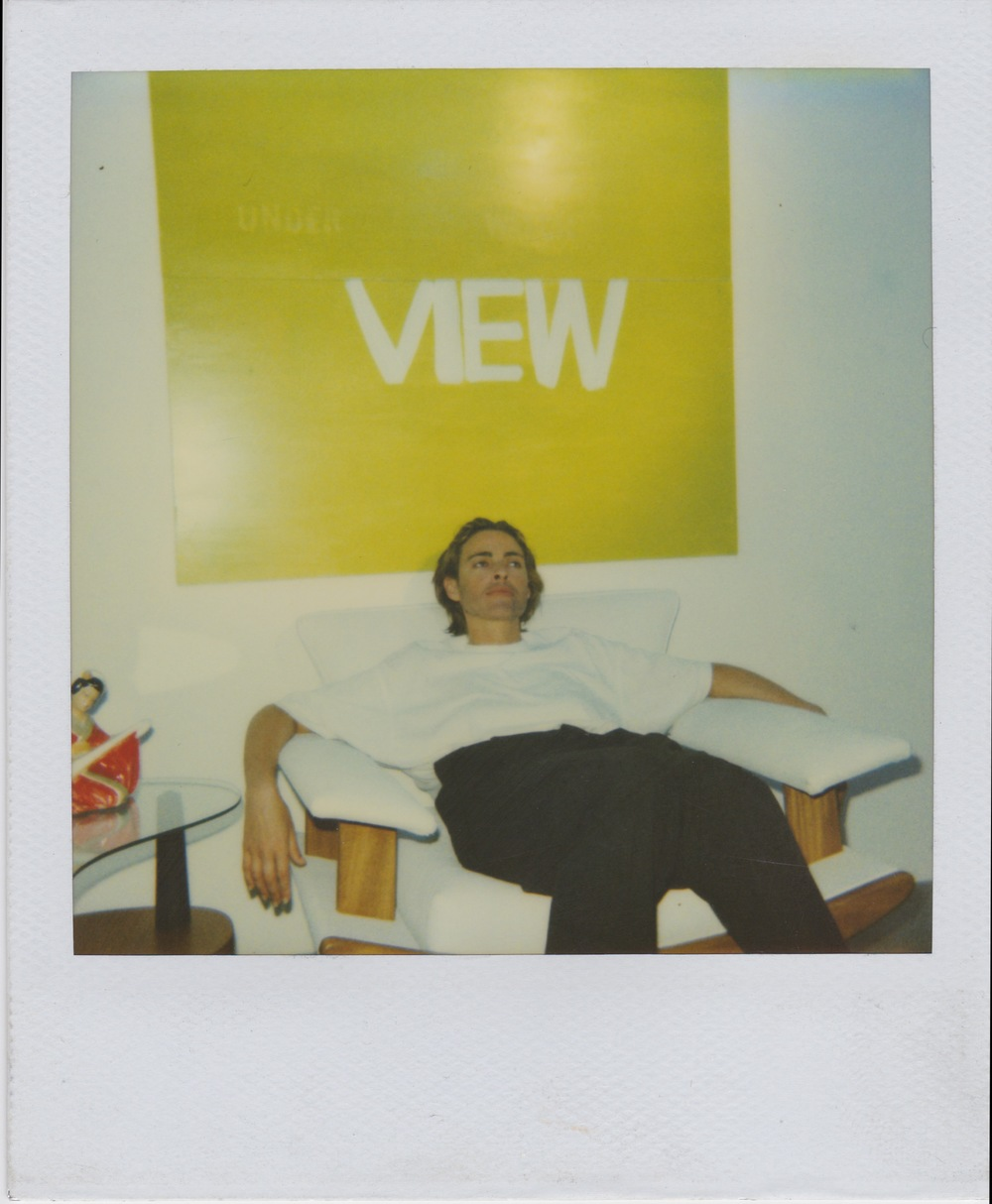 'Melusine' Video Polaroid