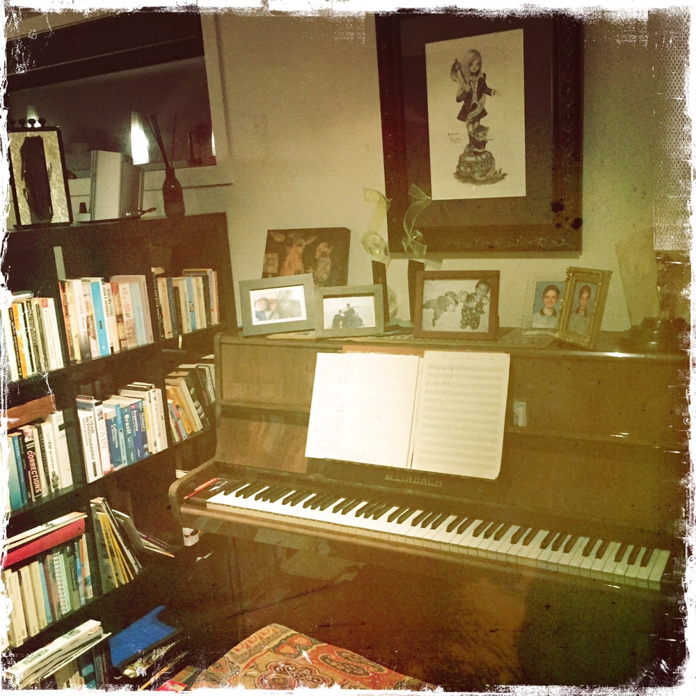 My Darling Piano.