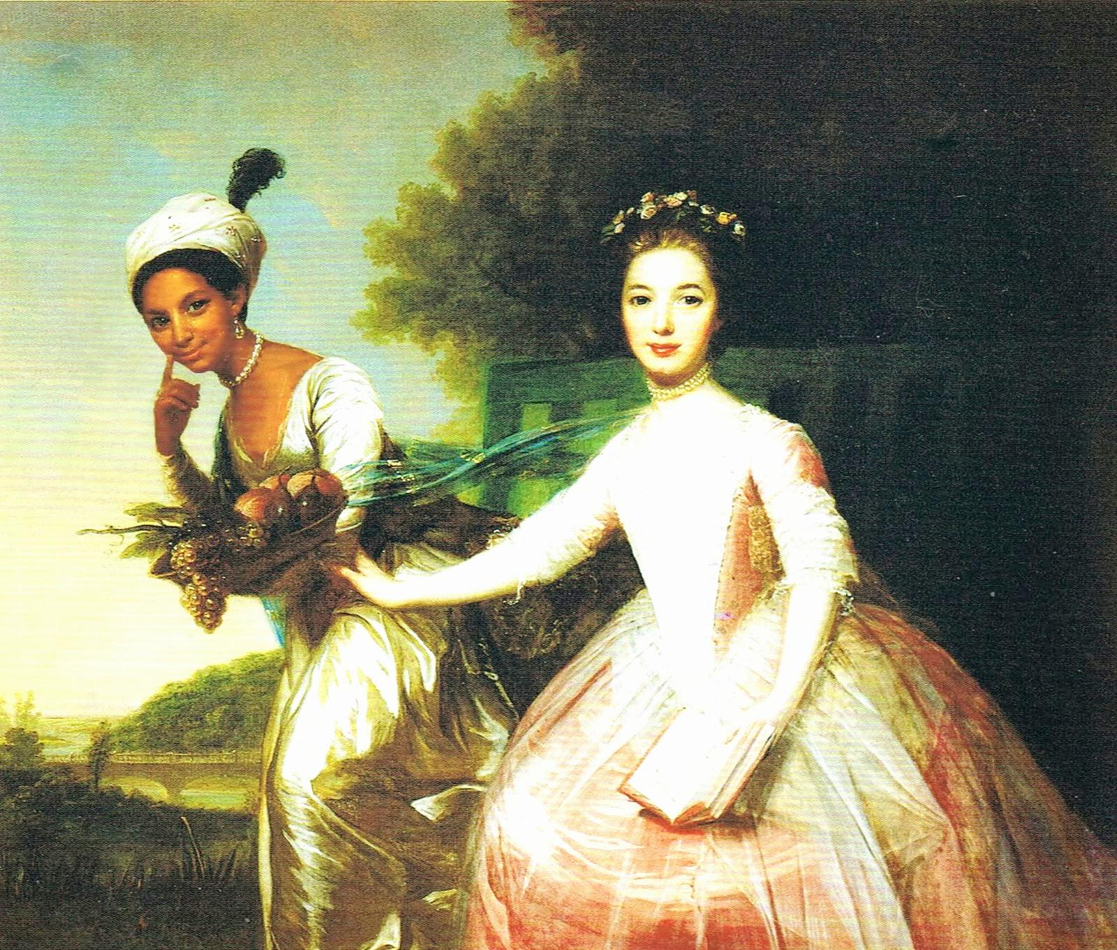 Dido Elizabeth Belle Painting
