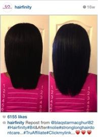 insta hair pic