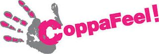 Breast Cancer charity, CoppaFeel!