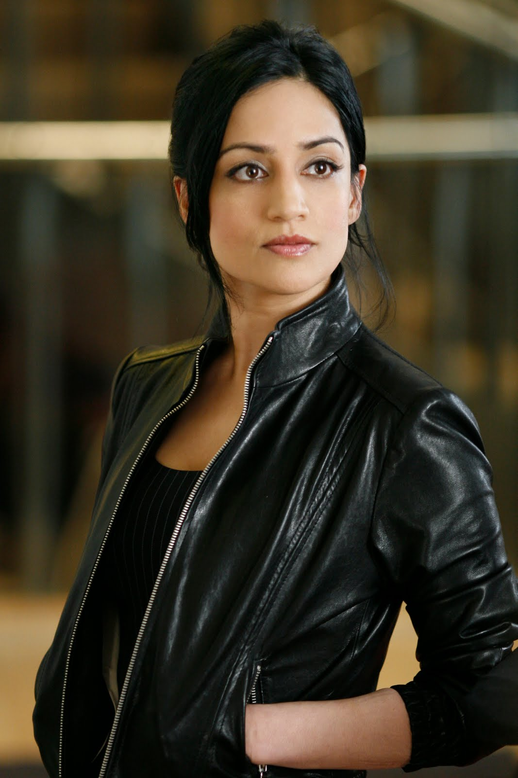 Archie Panjabi / Credit: www.thevisibilityproject.com
