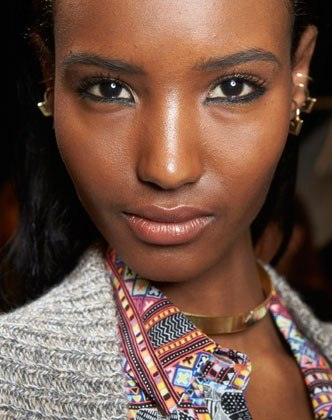 A/W 2014 Makeup Trends