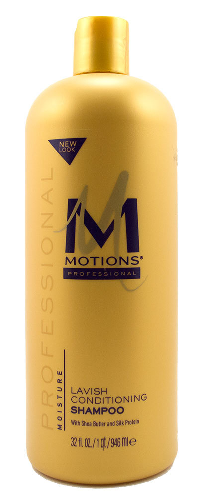 Motions is my way to natural, healthy hair