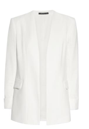 THEORY Tivona stretch-crepe blazer £345