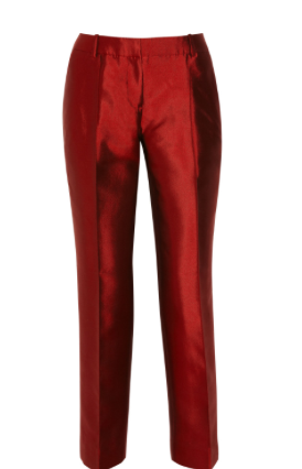 J CREW Cafe wool and silk-blend Capri pants £295