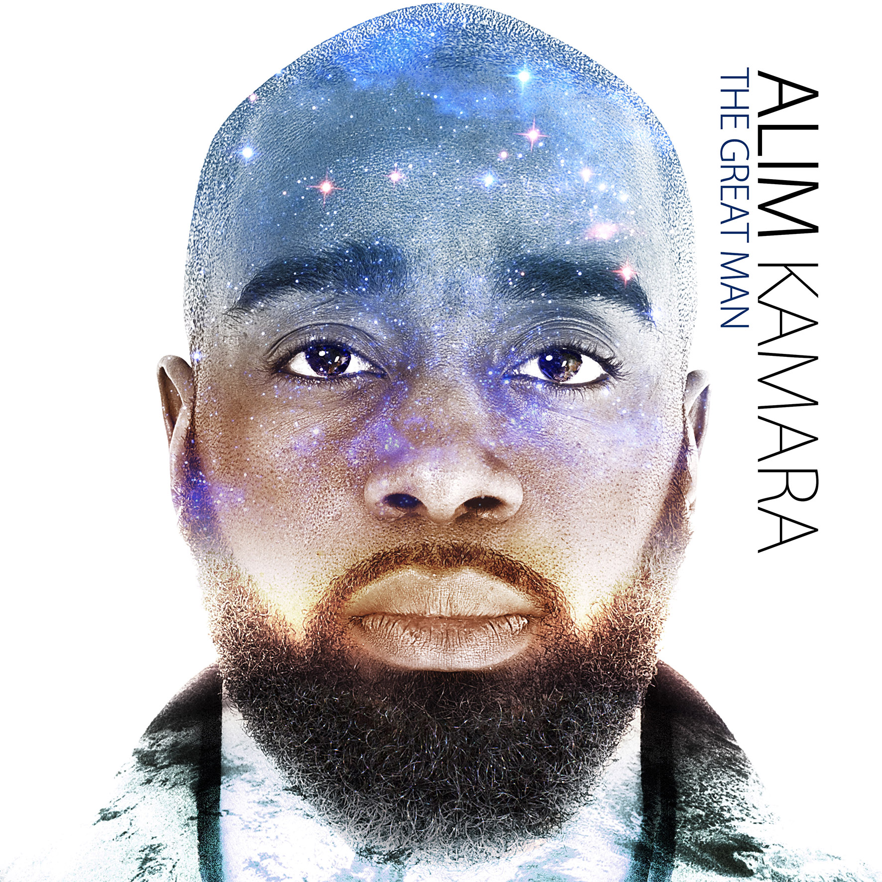Alim Kamara Official EP Cover