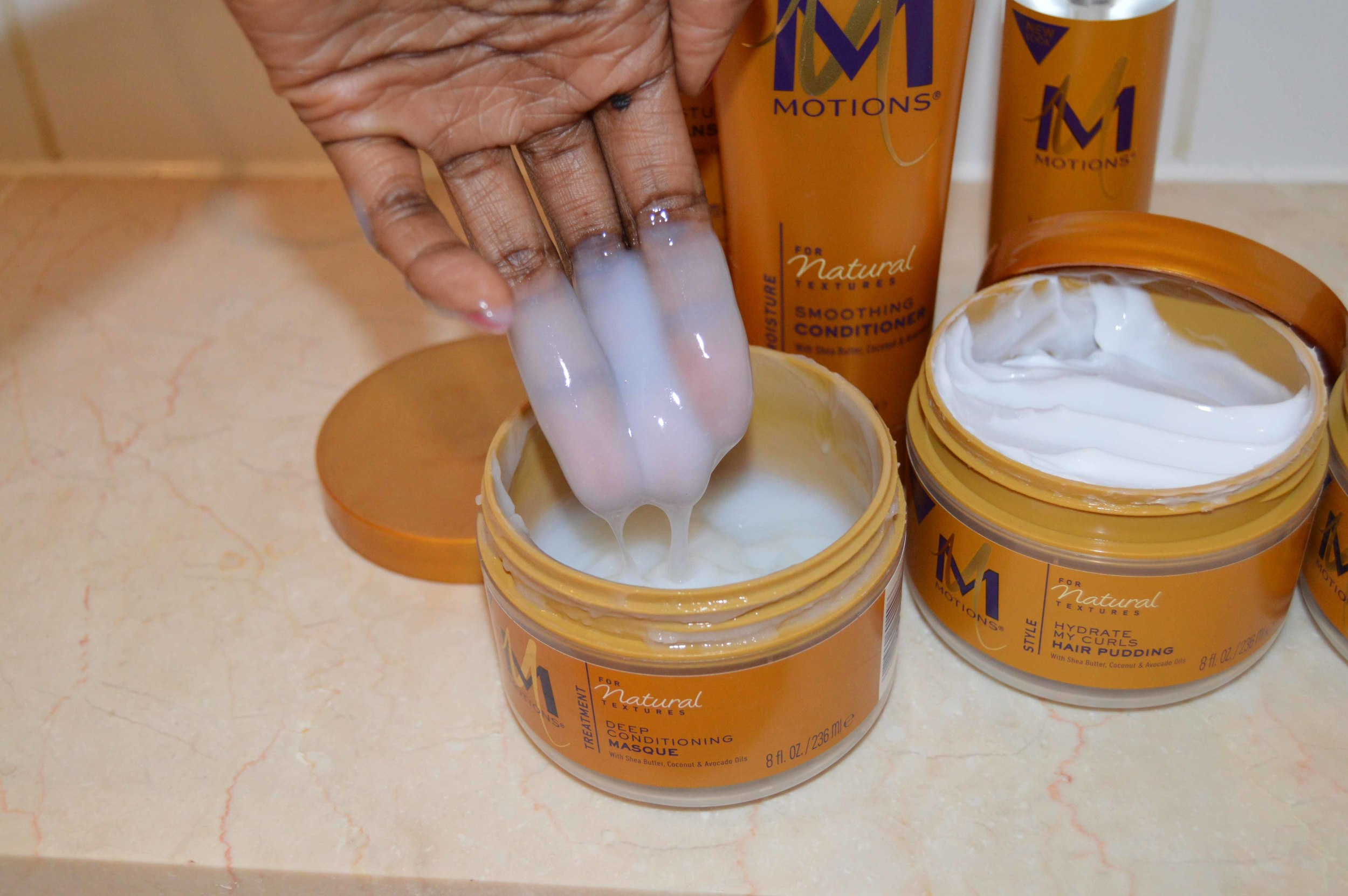 Motions Hair Masque