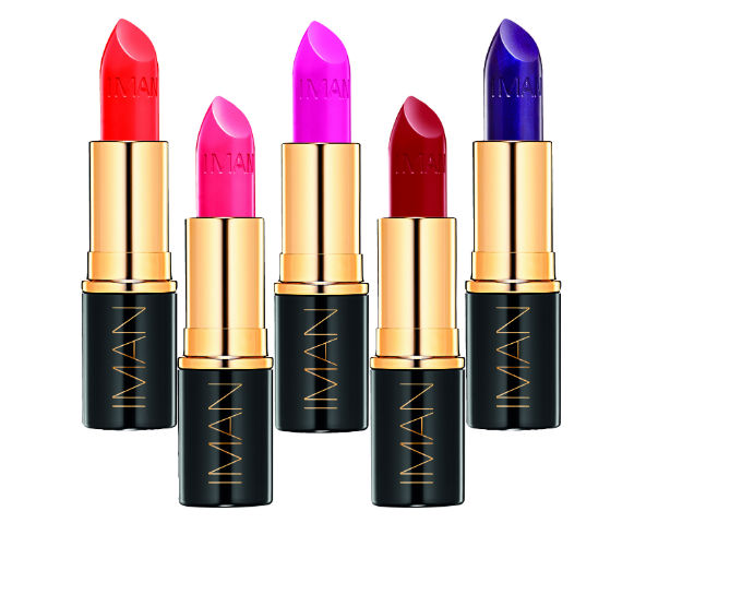 Iman Luxury Lipstick