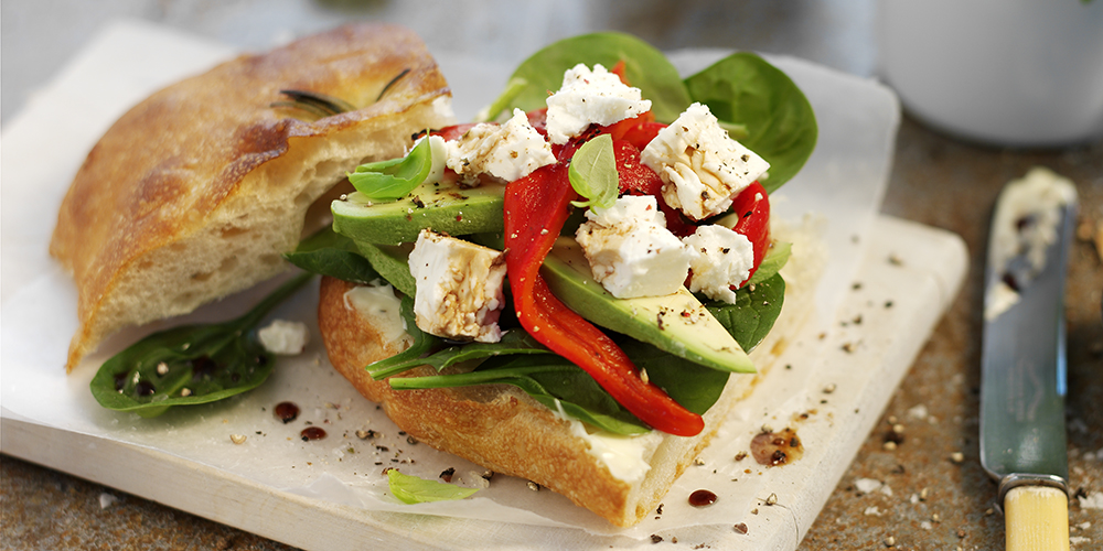 Spreadbale_Feta with Avocado & Roasted Red Pepper