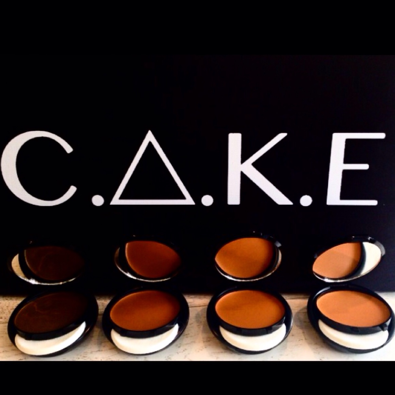 C.A.K.E. Cream Foundations