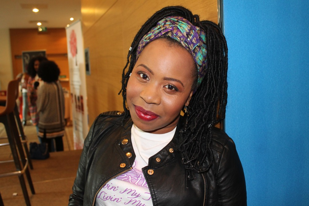 Julita, Hairstylist, Events Manager Favourite thing to do with hair: everything, from faux locs to a level 1!