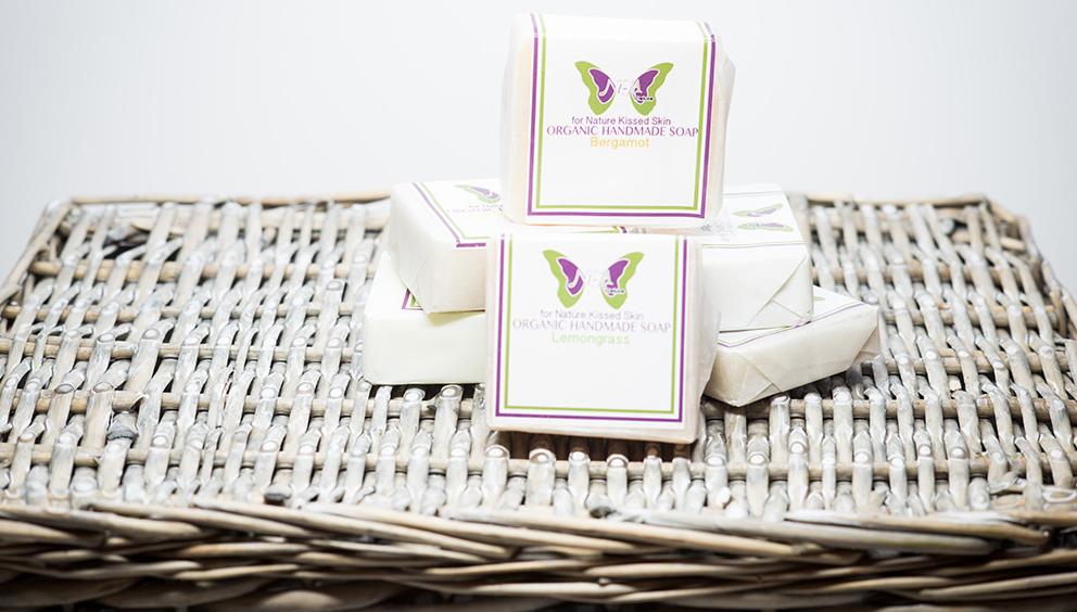 Ni-Ka Deluxe Organic Handmade Soap (£5.00)