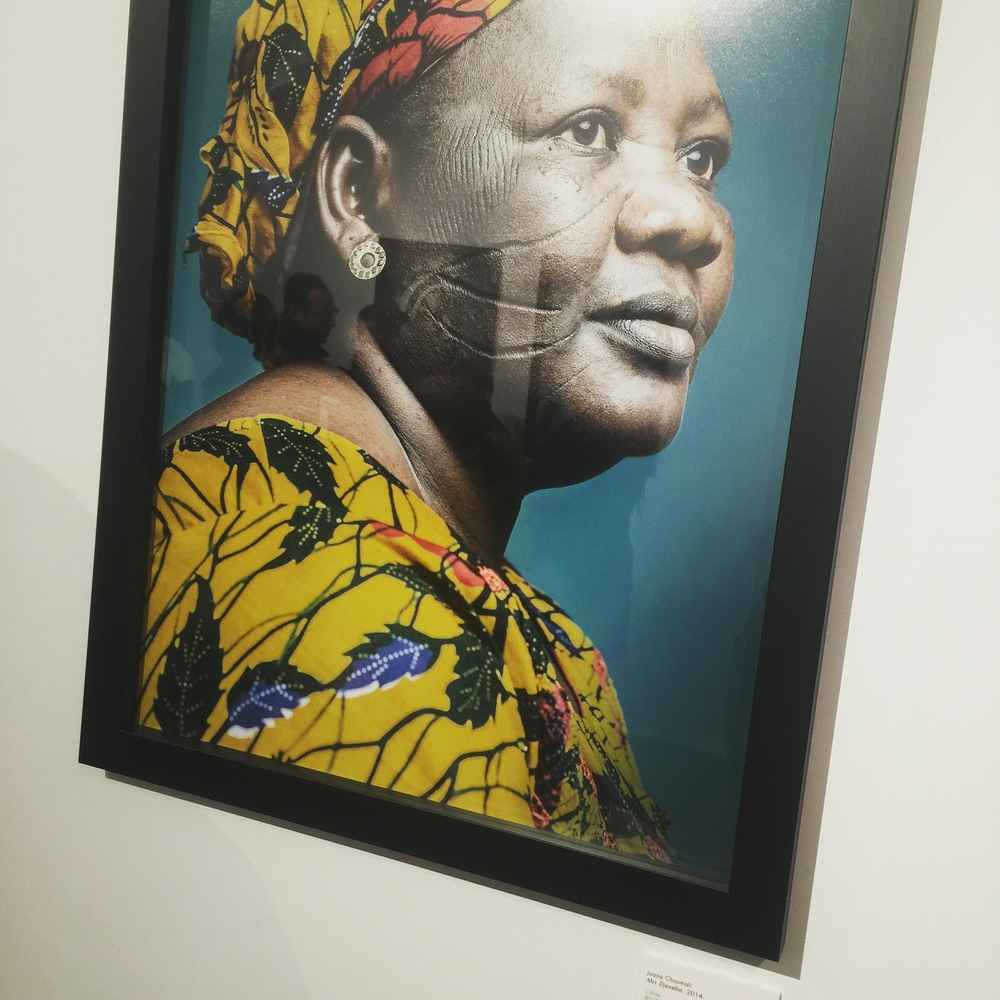Mrs Djeneba - Hââbré at 50 Golborne