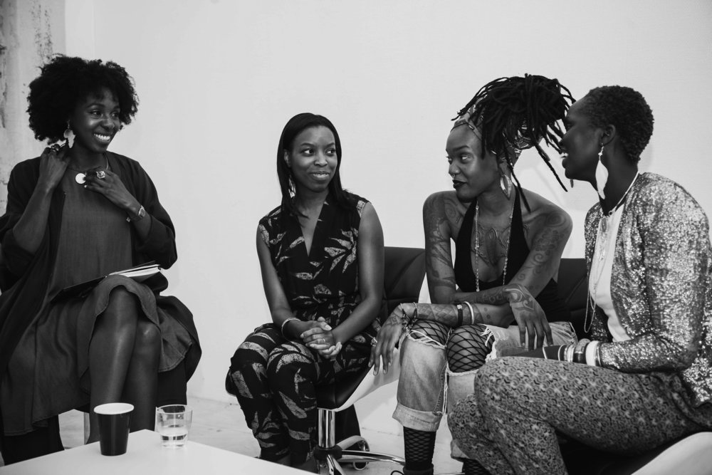 Conversations. - A series of engaging and powerful conversations over brunches, drinks or during workshops on a variety of subjects / issues led by creative, professional, inspiring and influential women.