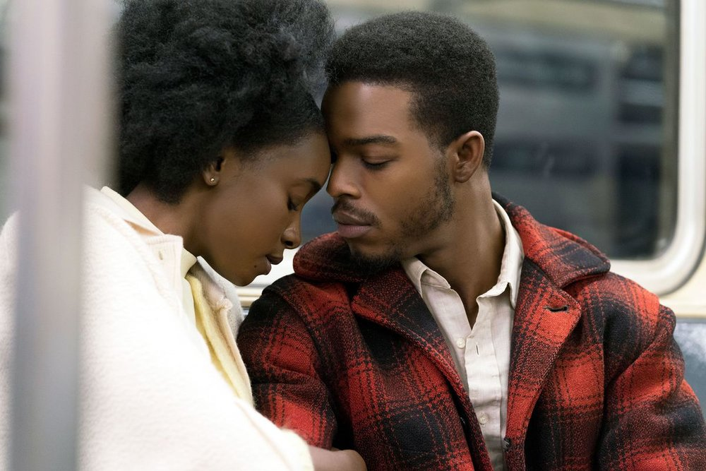 Kiki Layne (Tish) and Stephan James (Fonny) in  If Beale Street Could Talk  | Courtesy of TIFF