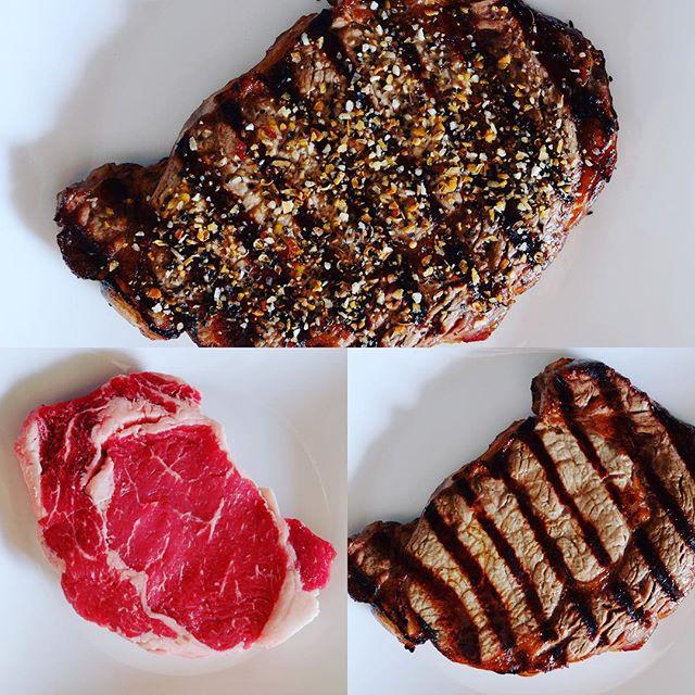 Tonight, we are eating steak!! [XF18.5mm | f/4.0 | 1/125 | iso1250] #fujifilm #x70 #fujix70 #meat #bbq #food #grilled