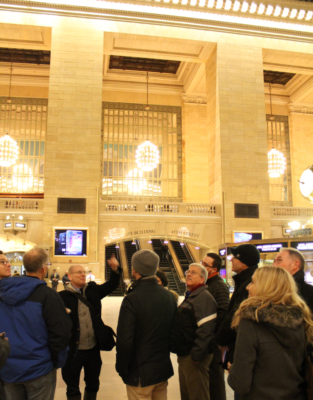 Grand Central Station Tour