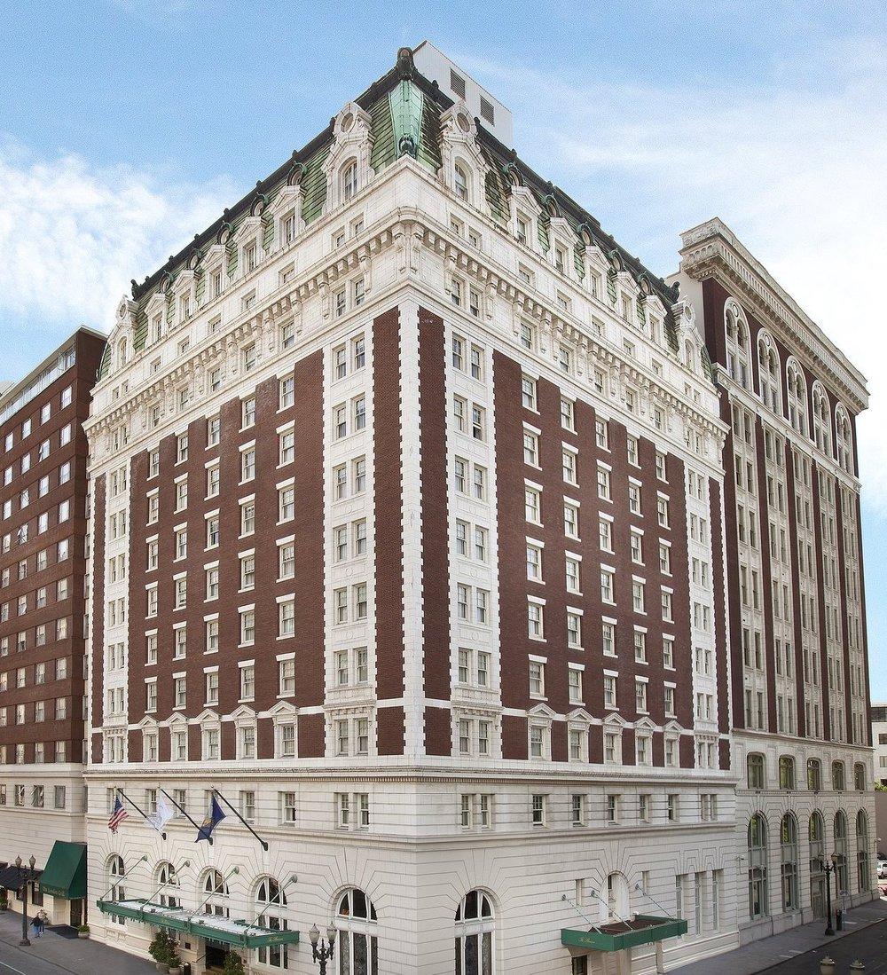 the Benson Hotel