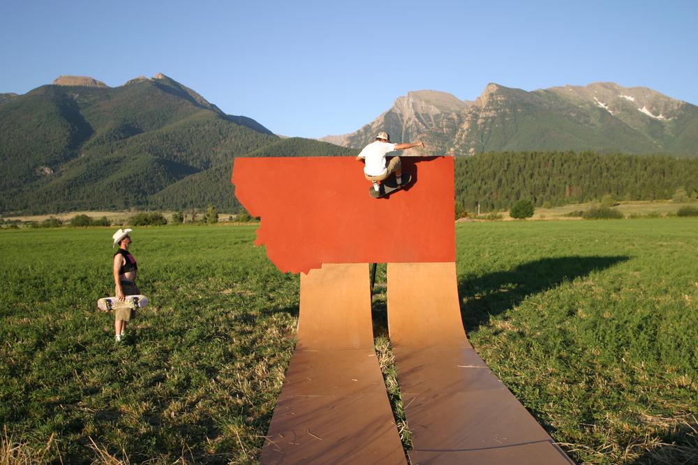 Montana Sign
