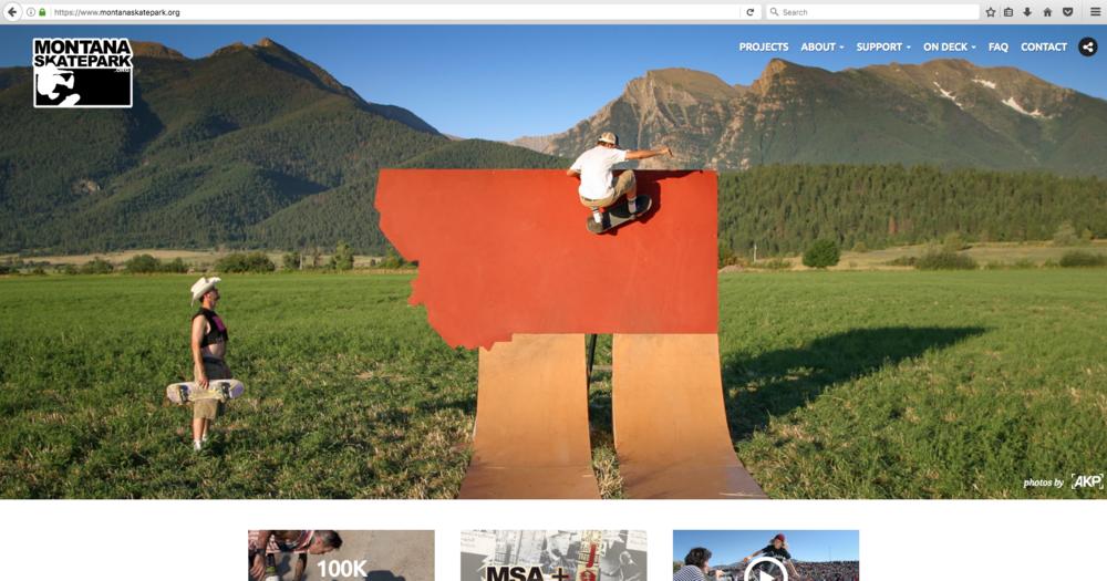 MSA Home Page