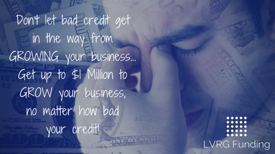 Bad Credit Business Loans Poor Credit Cash Advance