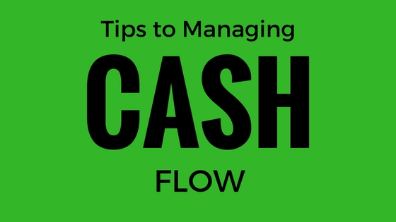 Small Business Tips To Managing Cash Flow
