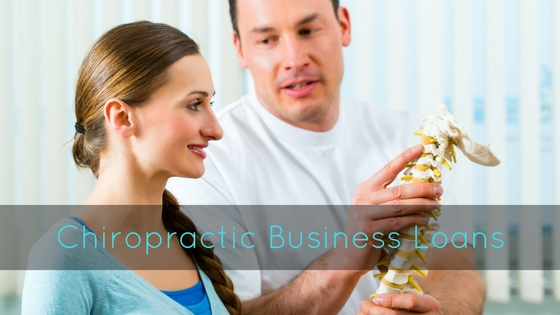 Chiropractic Business Loans. Opportunity Capital for Chiropractors.