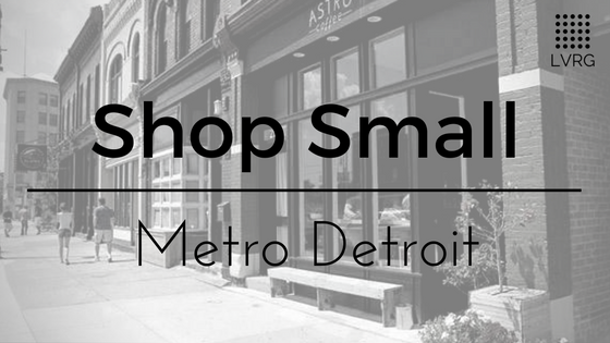 Metro Detroit Local Businesses Gear Up For Small Business Saturday