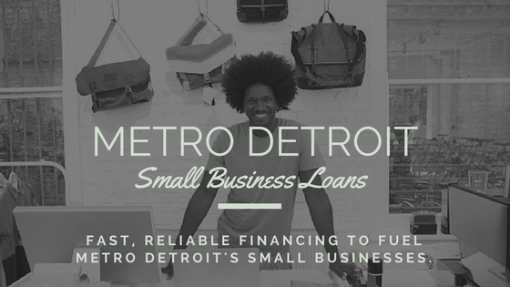 Fast Reliable Small Business Loans in Metro Detroit. LVRG Fuels Metro Detroit's Small Businesses.