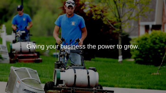 Metro Detroit Landscape Contractor Small Business Loans. LVRG Fuels Tri-County Landscaping Companies.